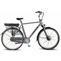 Foto van Vogue E-Bike Premium Heren 7 versnellingen met voorwielmotor