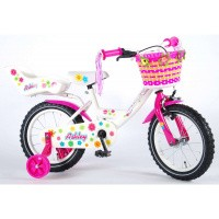 Foto van Volare Ashley 14 inch meisjesfiets 81404