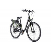 Foto van Leader Fox E-Bike Park City 7V met achterwielmotor