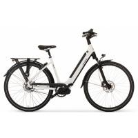 Foto van Huyser Maleo Belt elektrische fiets 8V met middenmotor