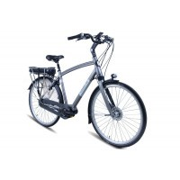 Foto van Vogue E-Bike Infinity MDS Heren 8V Model 2019 met middenmotor