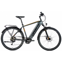 Foto van Leader Fox E-Bike Denver heren 9V met middenmotor