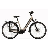 Foto van Huyser Modena elektrische fiets 8V met middenmotor