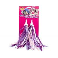 Foto van PexKids stuur versiering paars/roze