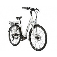 Foto van Leader Fox E-Bike Saga City 8V met middenmotor