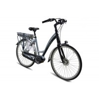 Foto van Vogue E-Bike Royal MDS Dames 8V Model 2019 met middenmotor