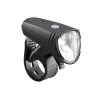 Foto van AXA Greenline LED Koplamp 25 Lux USB-Oplaadbaar