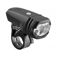 Foto van AXA Greenline LED Koplamp 50 Lux USB-Oplaadbaar