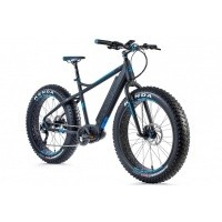 Foto van Leader Fox E-Bike Braga 9V model 2019 met middenmotor