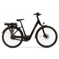 Foto van Huyser Gen 2 elektrische fiets 8V met middenmotor
