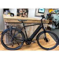 Foto van Leader Fox E-Bike Denver heren 8V met middenmotor