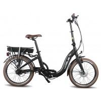 Foto van Vogue E-Bike Vouwfiets Ville 7 versnellingen