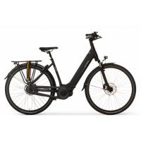 Foto van Huyser Domaso elektrische fiets 8V met middenmotor