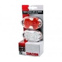 Foto van 020757 Simson Batterij Verlichting Set LED