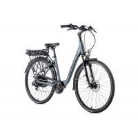 Foto van Leader Fox E-Bike Induktora 7V met achterwielmotor
