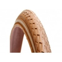 Foto van Buitenband Deli Tire 24x1.75 (47-507) bruin