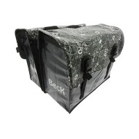 Foto van Beck Big Blackish Pattern 65 liter, incl. afstandhouder