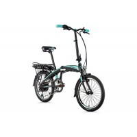 Foto van Leader Fox E-Bike VouwFiets Tifton
