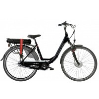 Foto van Hollandia Mobilit E-bike 3V met voorwielmotor