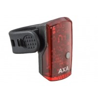 Foto van AXA Greenline 1 LED Achterlicht USB-oplaadbaar
