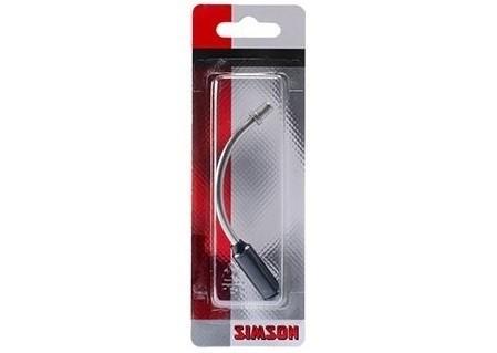 020239 Simson Remkabelbuis V-Brake met power modulator