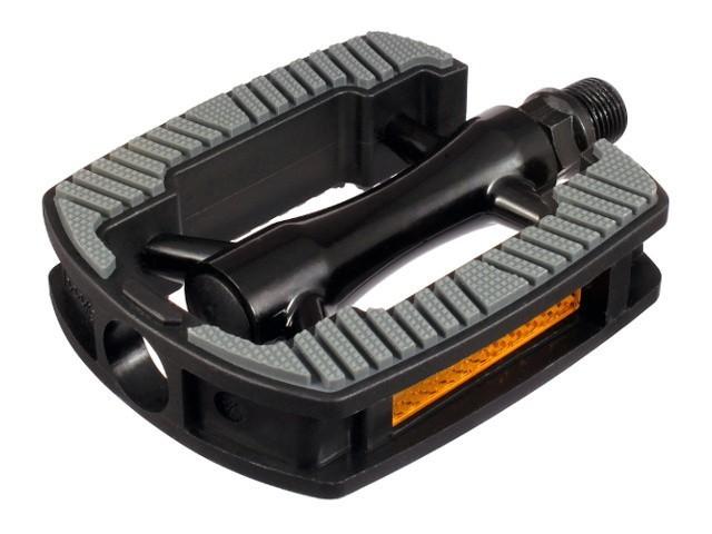 Union / Marwi pedalen SP-821 anti-slip zwart/grijs