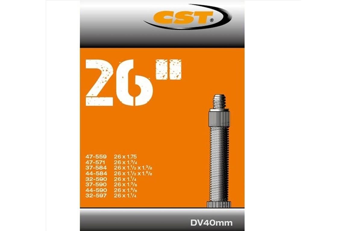 CST binnenband 26 inch HV 26x1 3/8 (32/47-559/597)