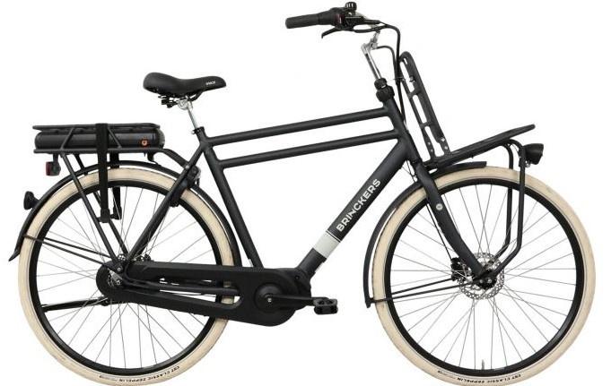 Brinckers Baxter Heren elektrische fiets 8V met middenmotor