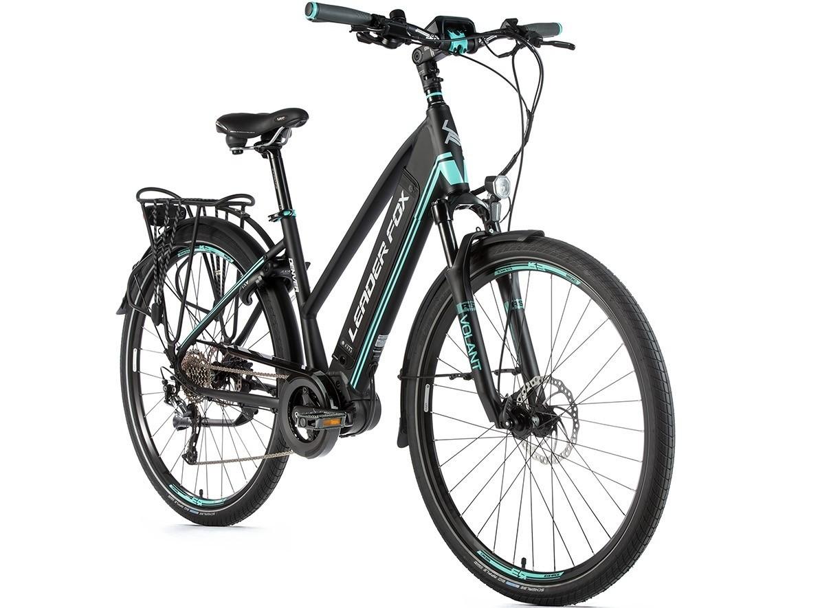 Leader Fox E-Bike Denver Lady 8V model 2019 met middenmotor