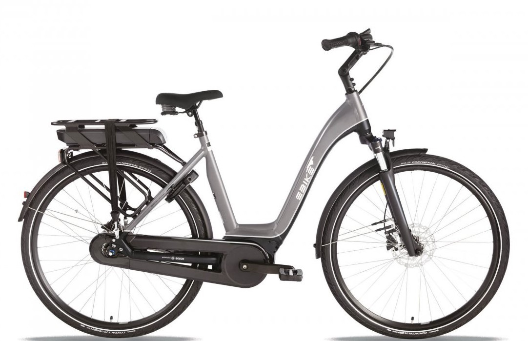 Ebike Das Original City Classic Active Plus