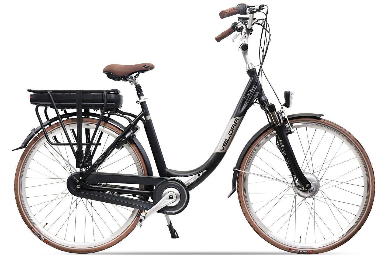 Velora Deluxe E-bike 7V met voorwielmotor