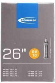 Schwalbe DV13 binnenband 26 inch HV 40-62 / 559