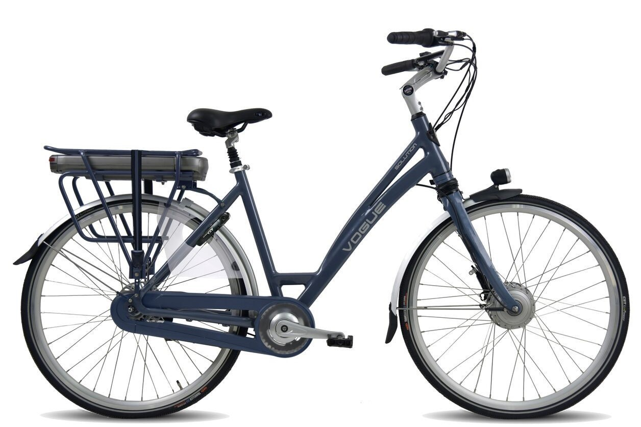 Vogue E-Bike Solution 8V Model 2019 met voorwielmotor