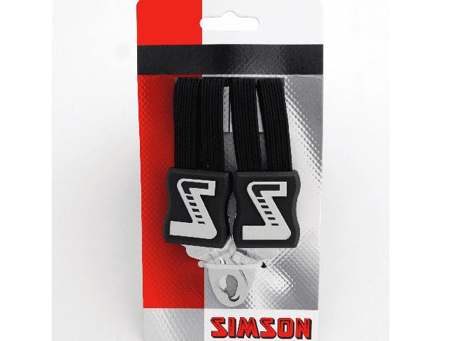 021358 Simson Snelbinder Oma Extra Lang zwart