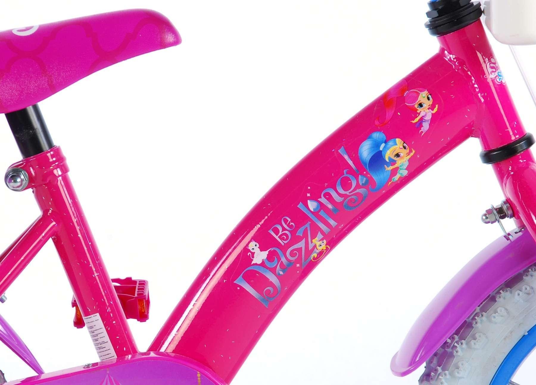 Shimmer Shine 14 Inch Meisjesfiets 81466 Ch Online Kopen Bij