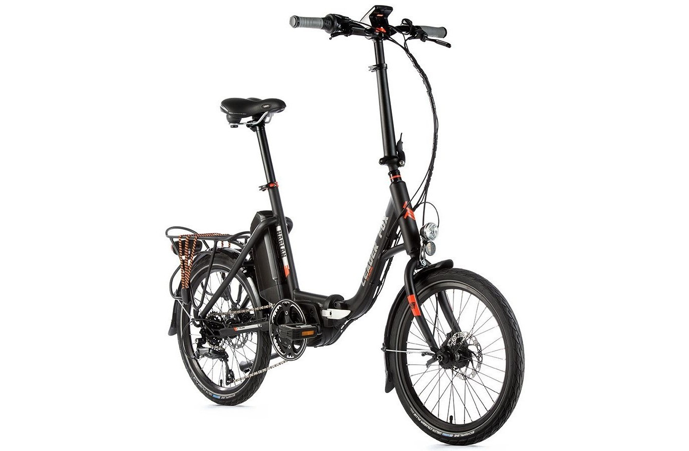 Leader Fox E-bike Harlan vouwfiets