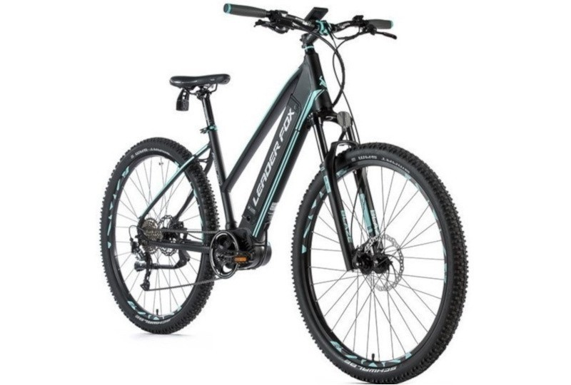 Leader Fox E-bike Awalon 29 lady 2019 middenmotor