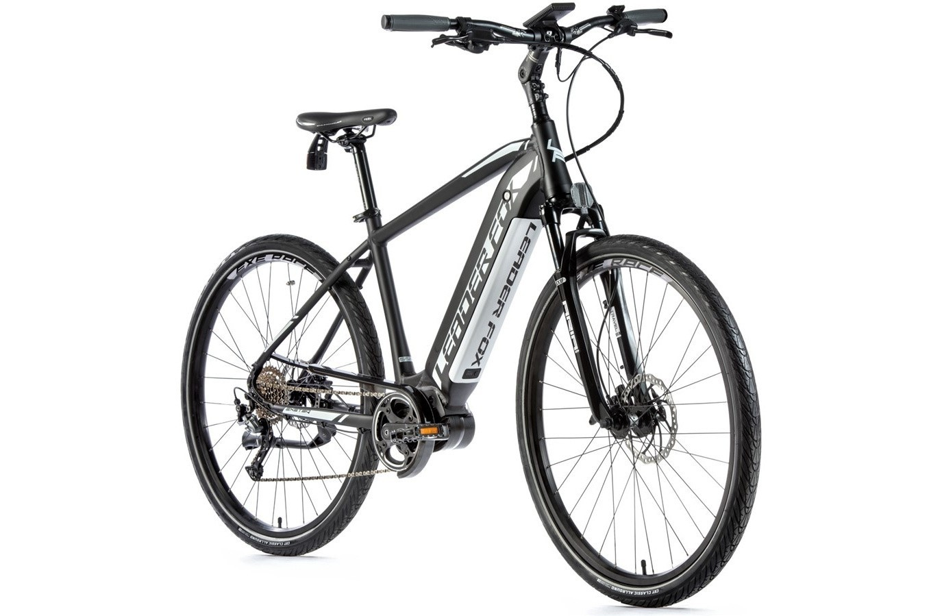 Leader Fox Cross E-Bike Exenter Gent