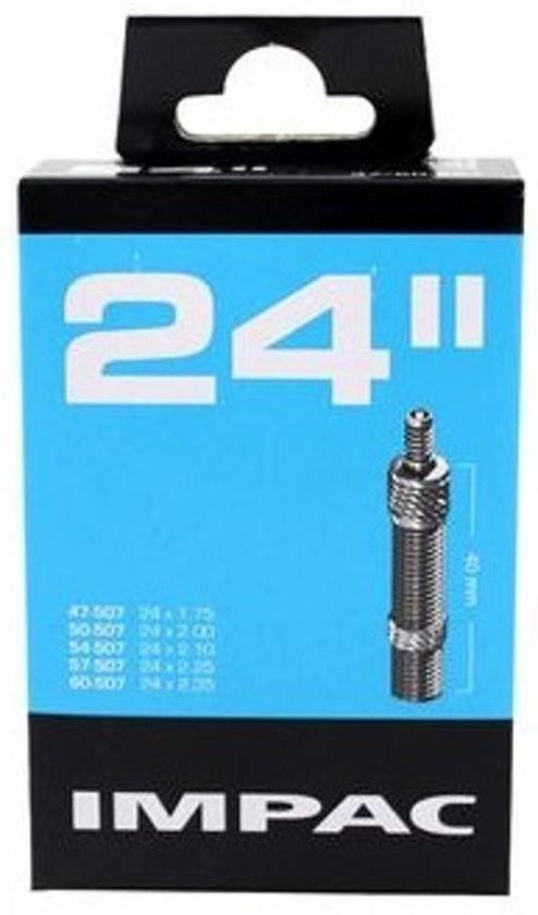 Impac Binnenband 24 X 1.75/2.35(47/60-507) Dv 40 Mm