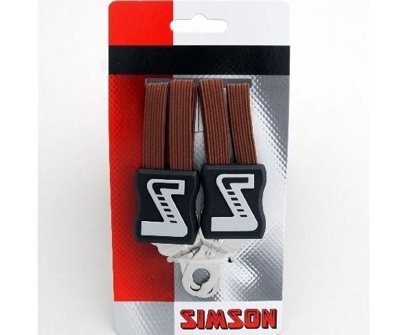 021360 Simson Snelbinder lang bruin