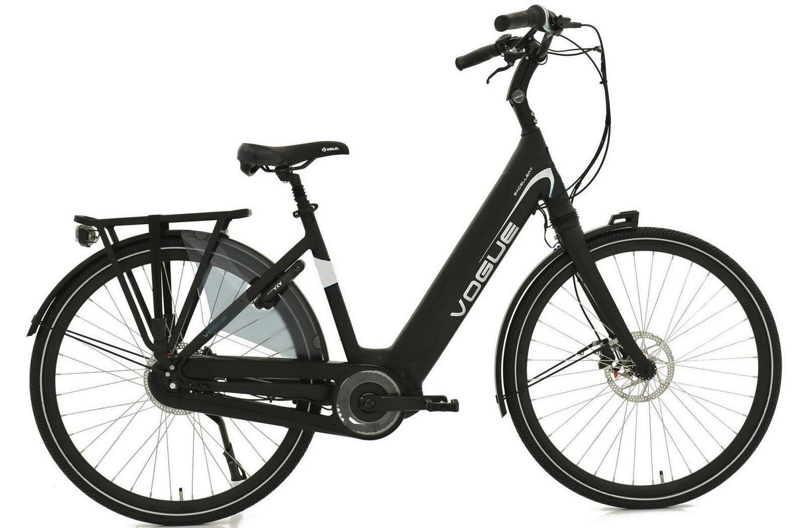 Vogue E-Bike Excellent 8 versnellingen met middenmotor