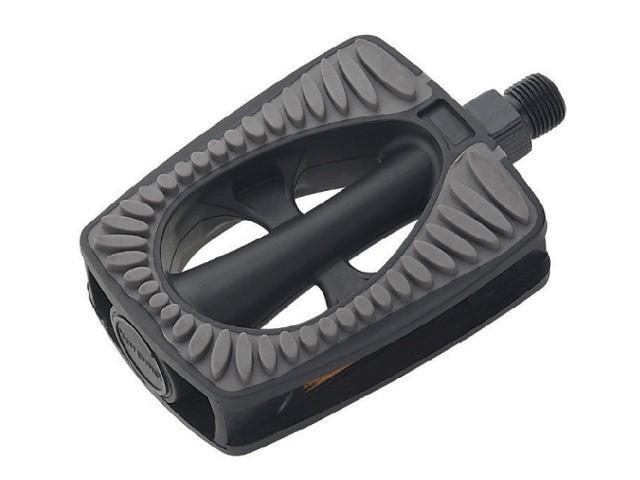 Union / Marwi pedalen SP-808 anti-slip zwart/grijs