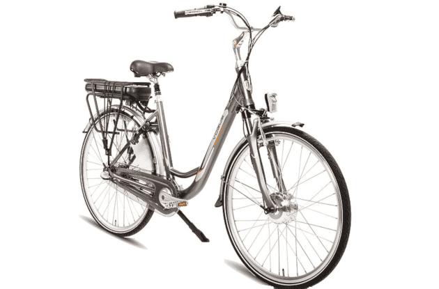 Vogue E-Bike Basic 3V Model 2019 met voorwielmotor