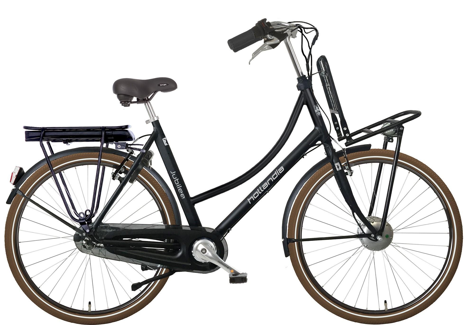Hollandia Transport E-Bike 3V model 2019 met voorwielmotor