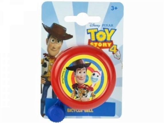 Toy Story 4 Woody en Forky fietsbel