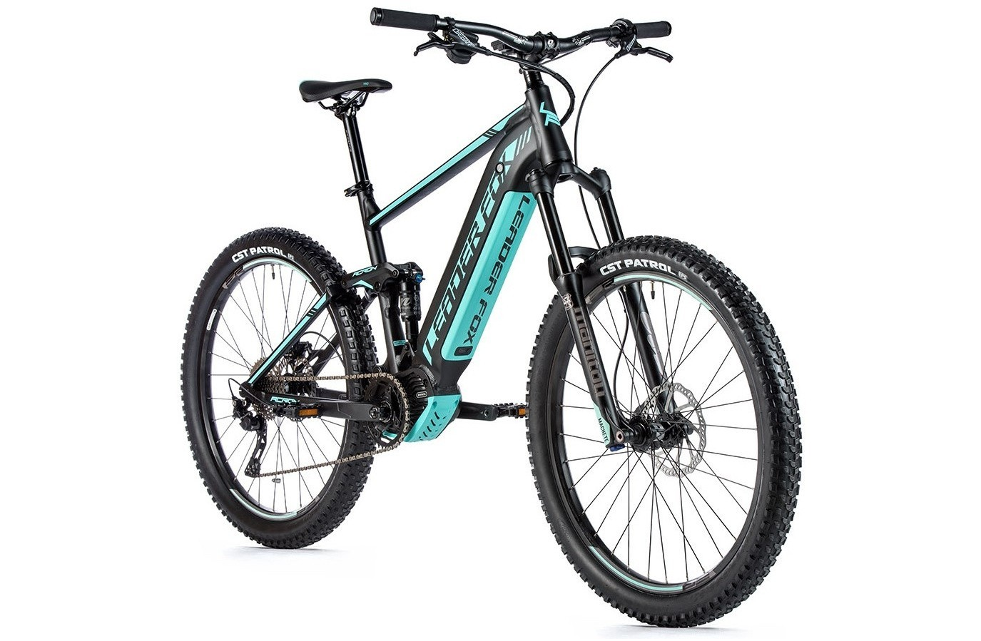 Full suspension E-Bike Acron MTB 27,5+