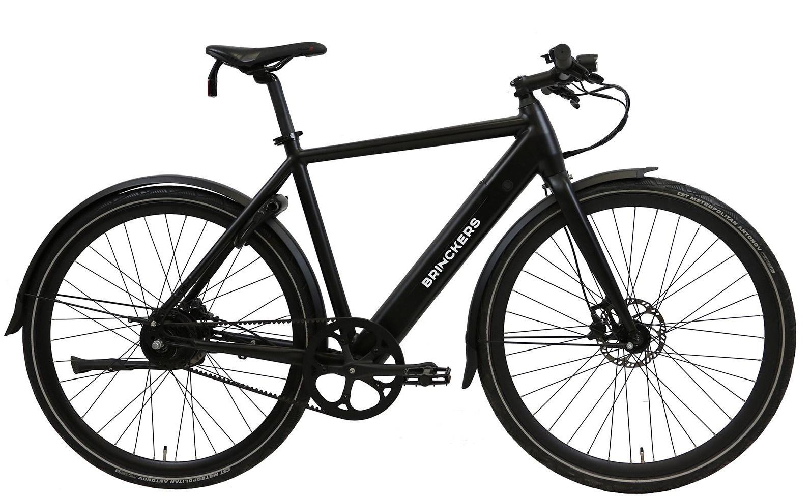 Brinckers Bjorn heren elektrische fiets met achterwielmotor