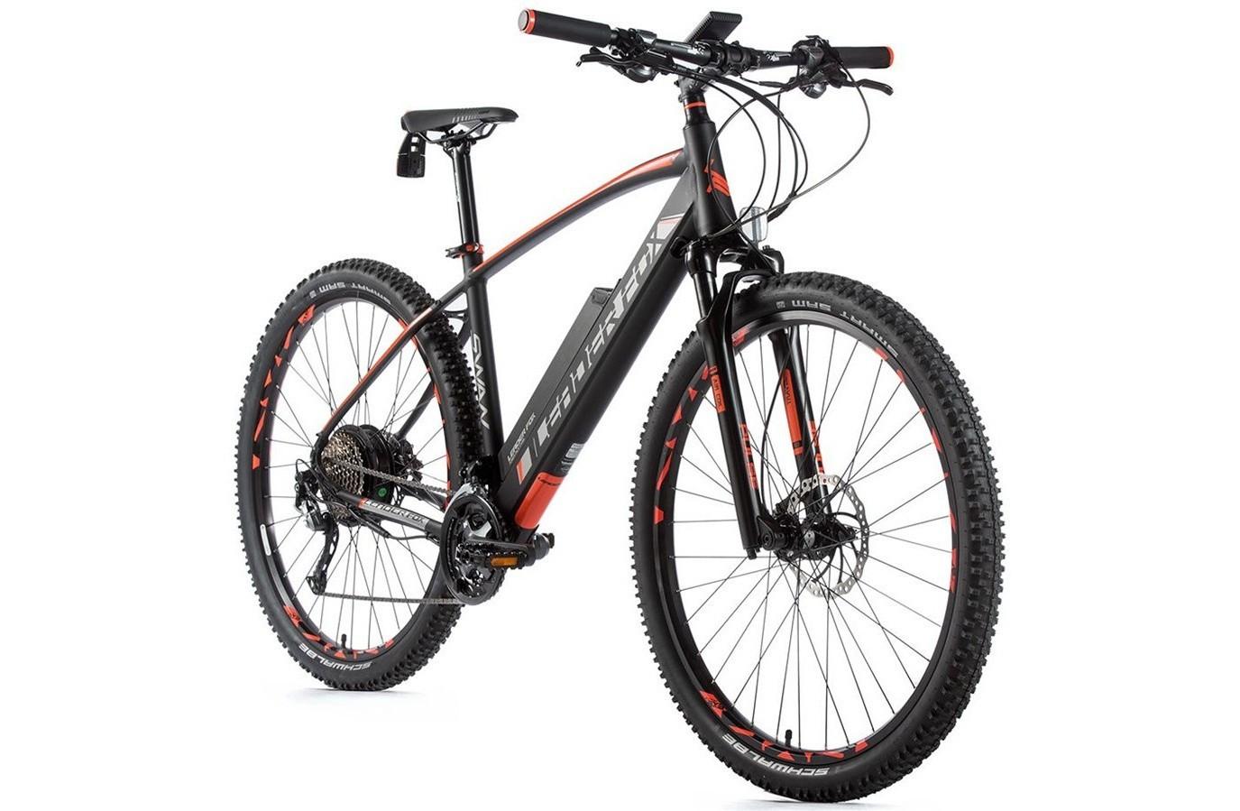 Leader Fox E-Bike Swan MTB 29