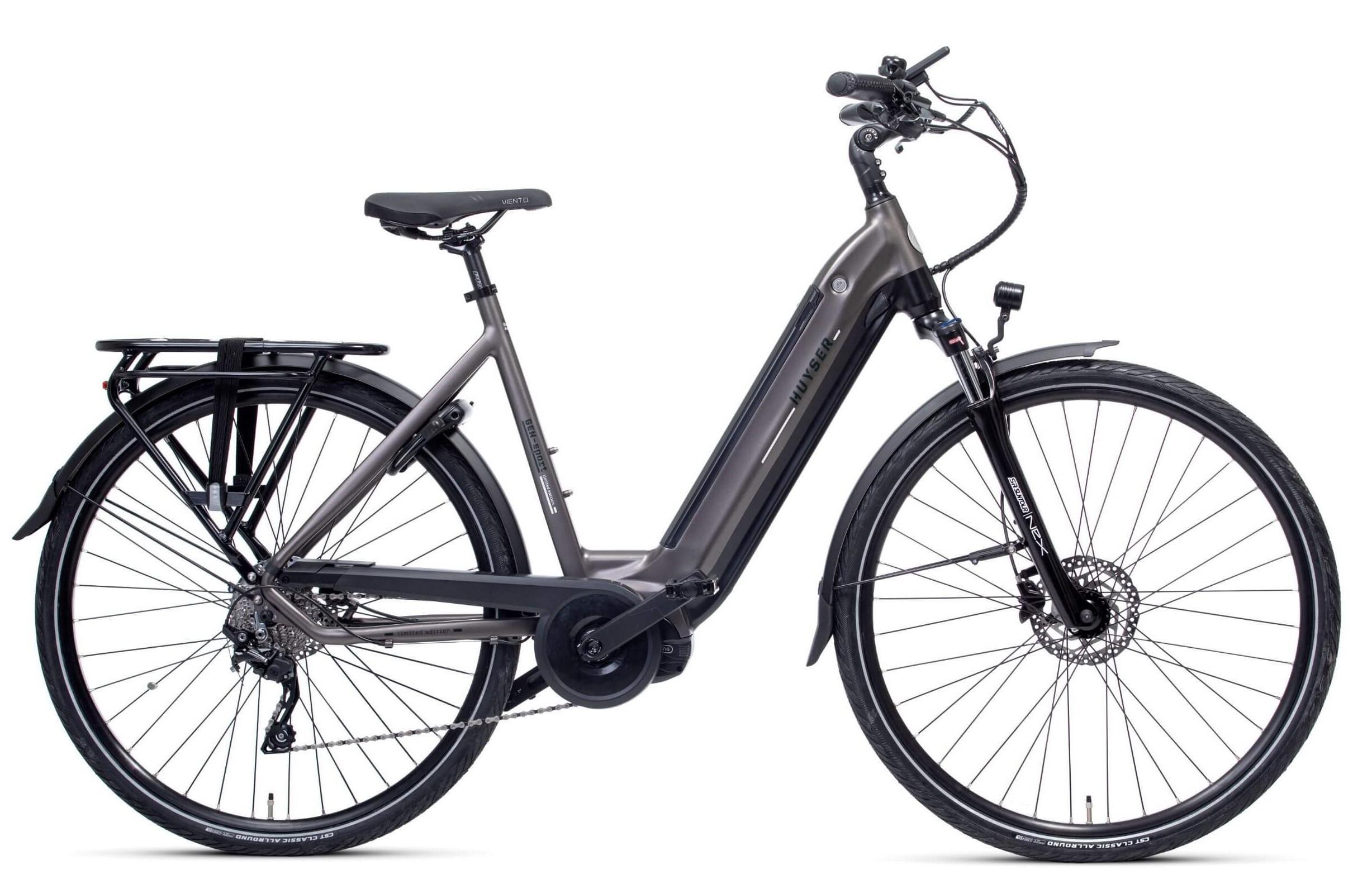 Huyser Gen Sport elektrische fiets 10V met middenmotor