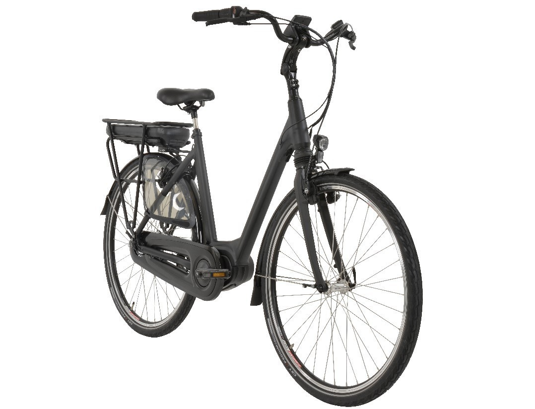 Rivel Fairbanks E-Bike Dames 8V met middenmotor